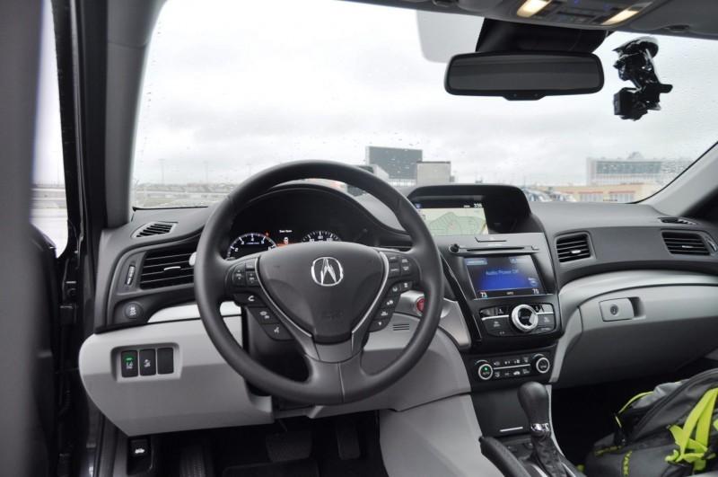 2016 Acura ILX Graphite Luster 14