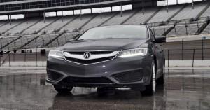 2016 Acura ILX Graphite Luster 18