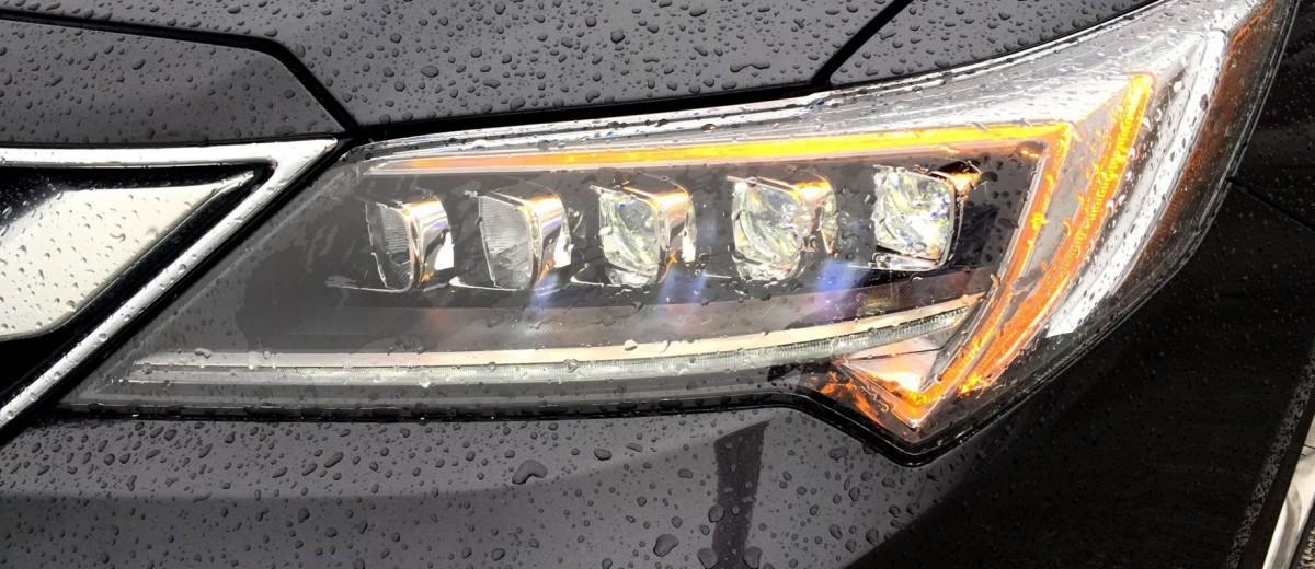 2016 Acura ILX Graphite Luster 4