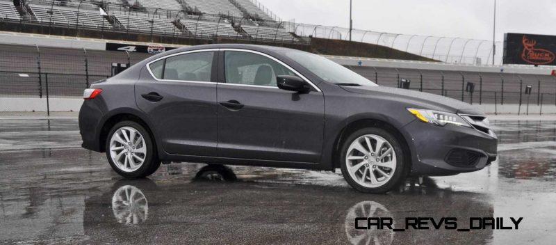 2016 Acura ILX Graphite Luster 40