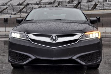 Fast Drive Video Review - 2016 Acura ILX Is Shockingly Fun and Fast With New 8-Sp DCT