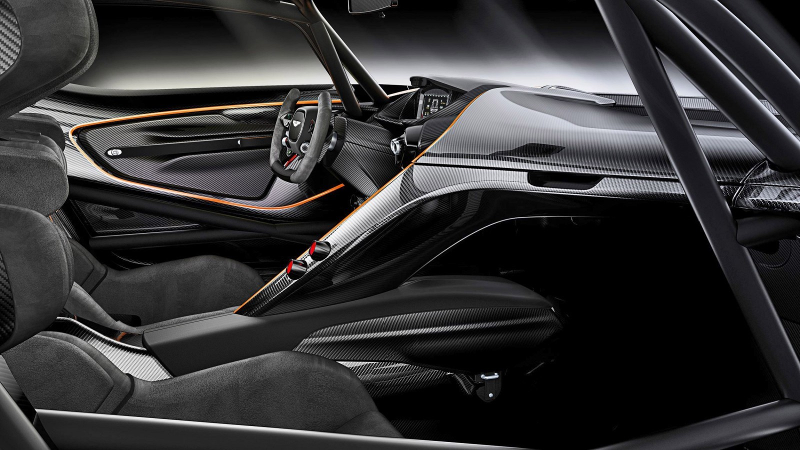 2016 Aston Martin VULCAN 16