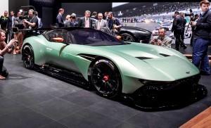 2016 Aston Martin VULCAN 34