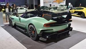 2016 Aston Martin VULCAN 5