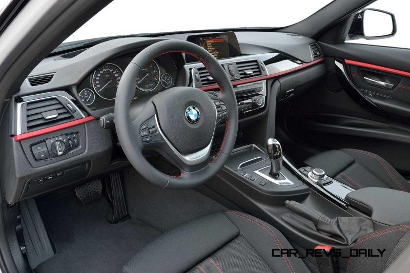 2016 BMW 3 Series 13