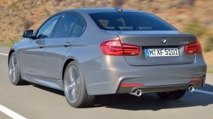 2016 BMW 3 Series 36