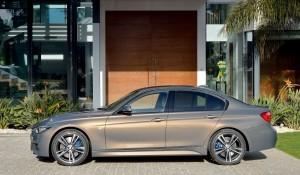 2016 BMW 3 Series 38