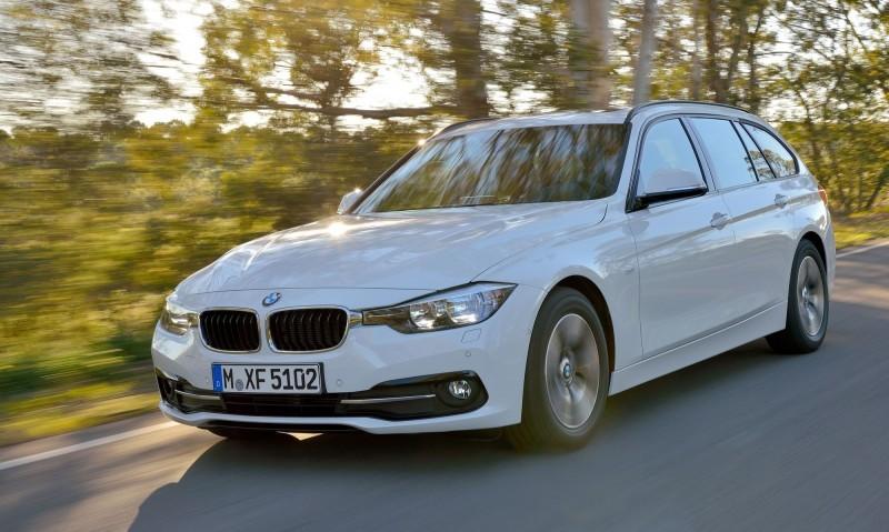 2016 BMW 3 Series 4