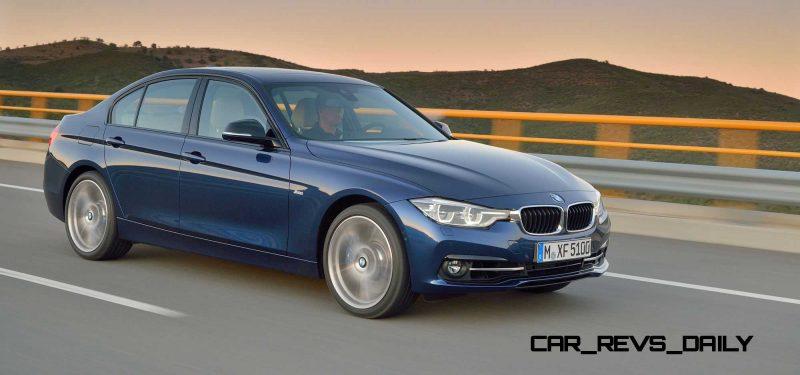 2016 BMW 3 Series 50