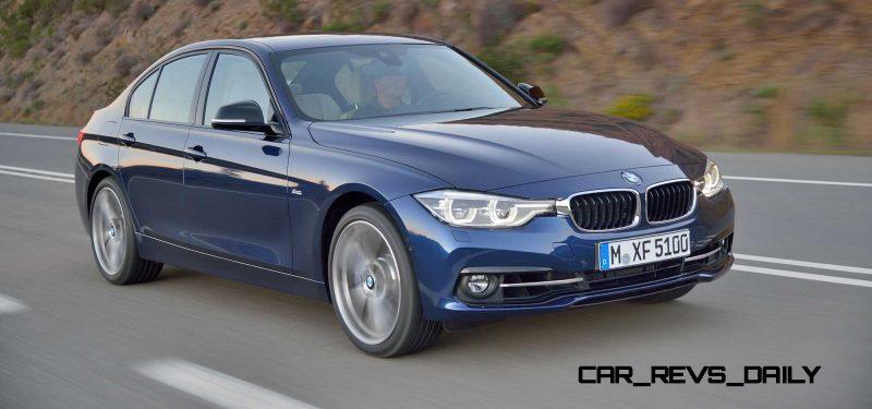 2016 BMW 3 Series 53