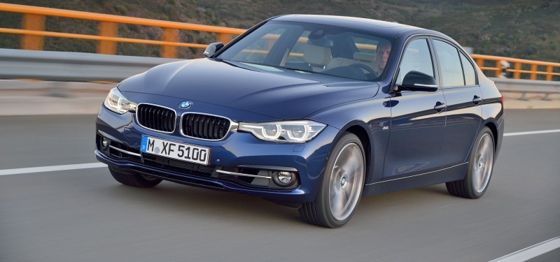 2016 BMW 3 Series 54