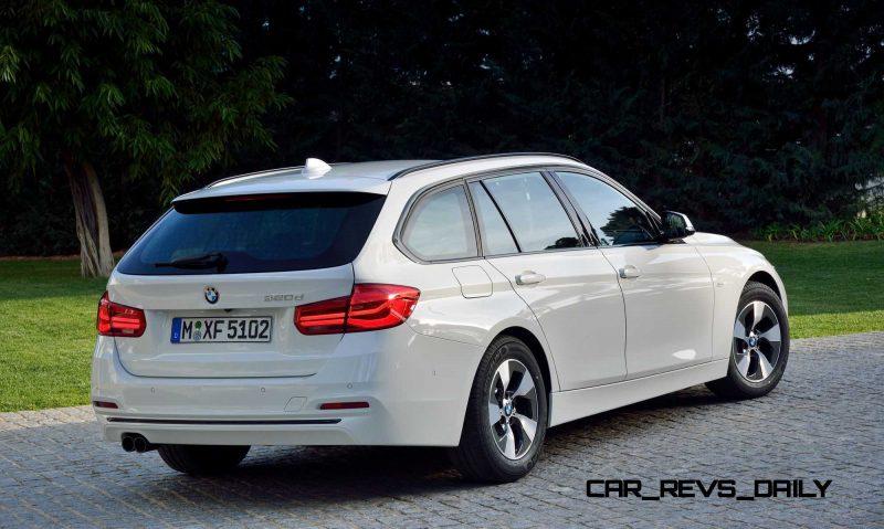 2016 BMW 3 Series 6