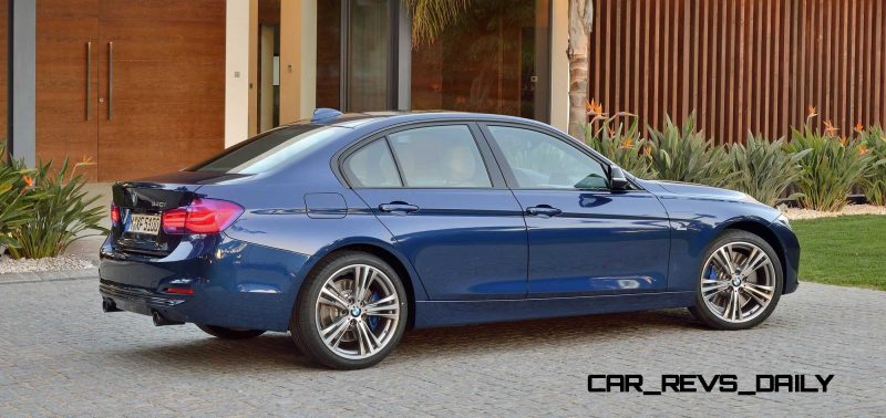 2016 BMW 3 Series 64