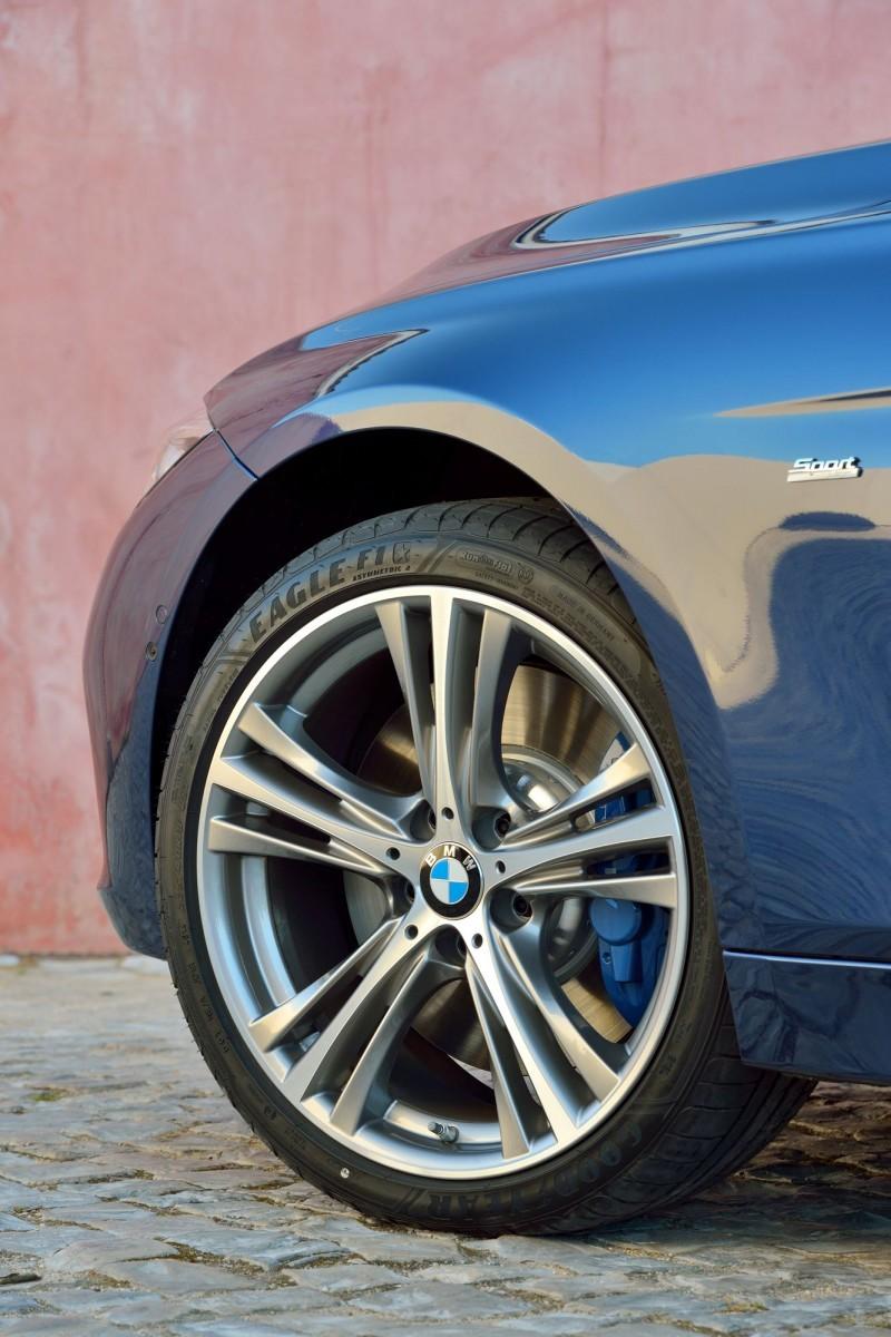 2016 BMW 3 Series 65
