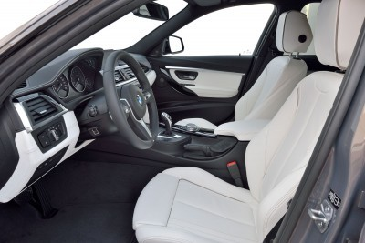 2016 BMW 3 Series Interiors 12