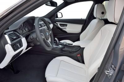 2016 BMW 3 Series Interiors 12