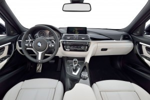 2016 BMW 3 Series Interiors 17