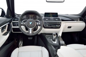 2016 BMW 3 Series Interiors 18