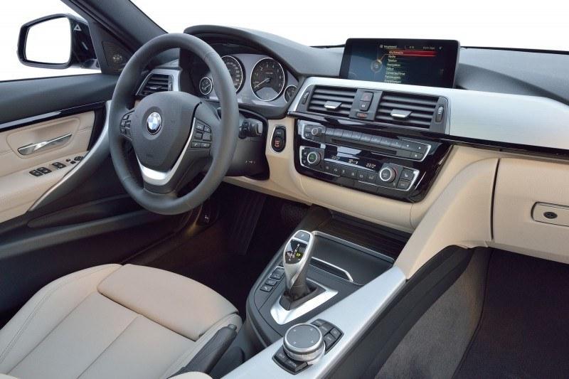 2016 BMW 3 Series Interiors 25