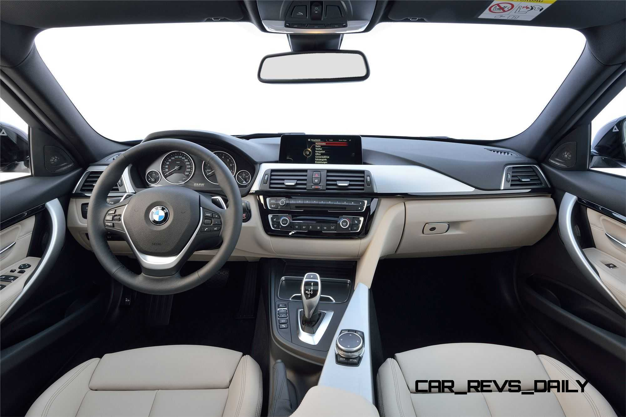 2016 Bmw 3 Series Interiors 26