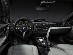 2016 BMW 3 Series Interiors 29