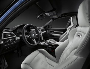 2016 BMW 3 Series Interiors 30