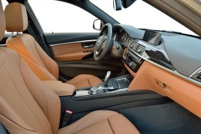 2016 BMW 3 Series Interiors 5