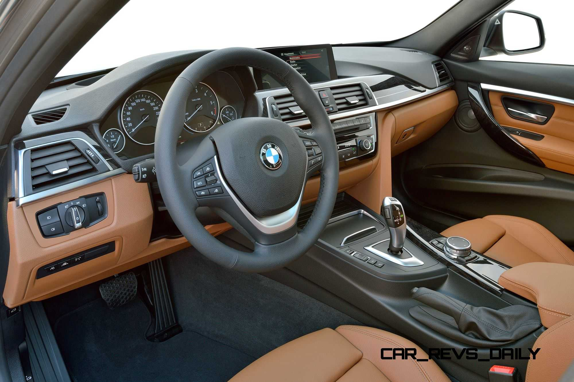 2016 Bmw 3 Series Interiors 6