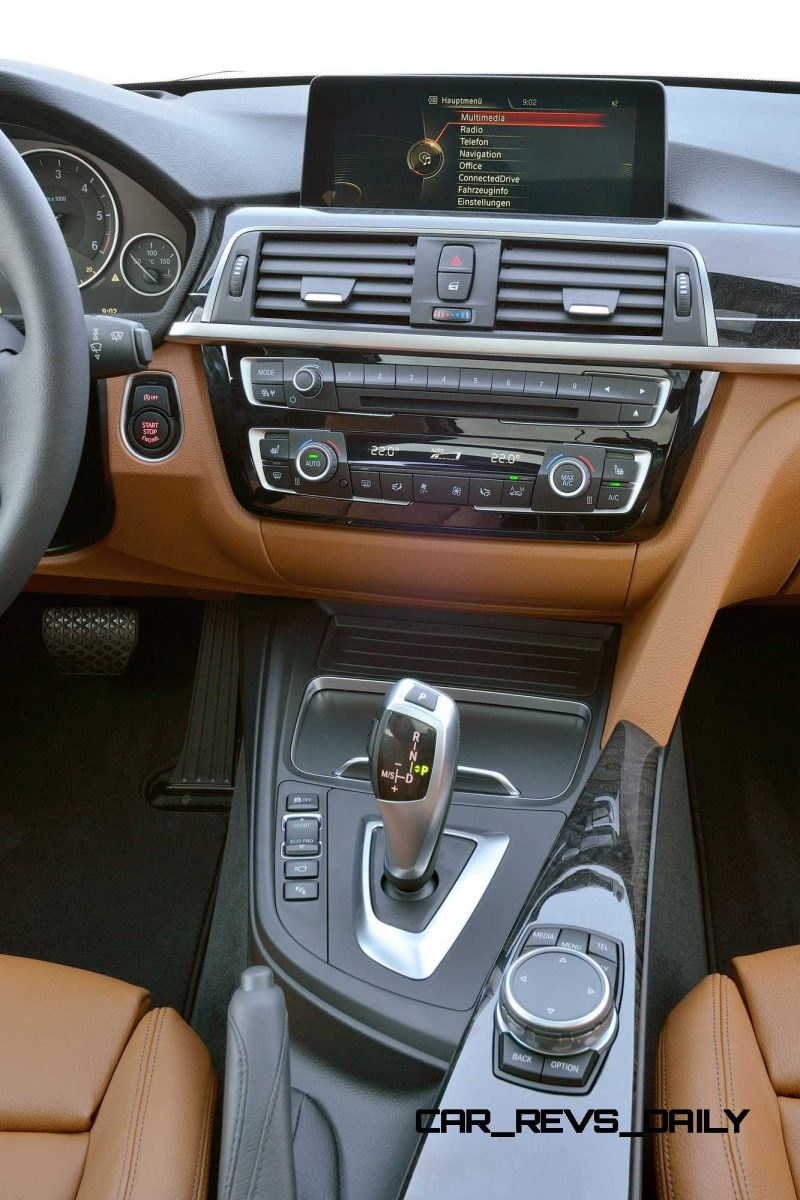 2016 BMW 3 Series Interiors 7