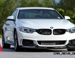 2016 BMW 435i ZHP Edition Is Factory M Performance Special