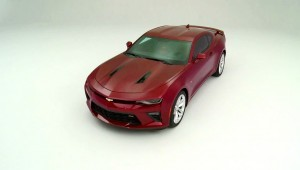 2016 Chevrolet Camaro Flyaround Studio Photos 29