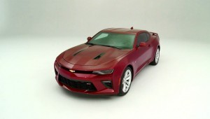 2016 Chevrolet Camaro Flyaround Studio Photos 30