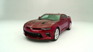 2016 Chevrolet Camaro Flyaround Studio Photos 31