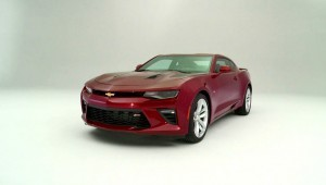 2016 Chevrolet Camaro Flyaround Studio Photos 32