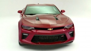 2016 Chevrolet Camaro Flyaround Studio Photos 33