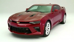 2016 Chevrolet Camaro Flyaround Studio Photos 34