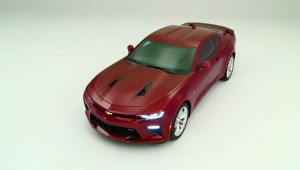 2016 Chevrolet Camaro Flyaround Studio Photos 35