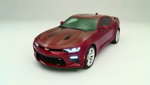 2016 Chevrolet Camaro Flyaround Studio Photos 36