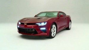 2016 Chevrolet Camaro Flyaround Studio Photos 38
