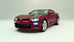 2016 Chevrolet Camaro Flyaround Studio Photos 39