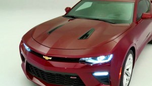 2016 Chevrolet Camaro Flyaround Studio Photos 41
