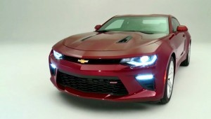 2016 Chevrolet Camaro Flyaround Studio Photos 42