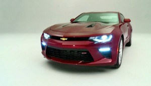 2016 Chevrolet Camaro Flyaround Studio Photos 43