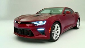2016 Chevrolet Camaro Flyaround Studio Photos 46