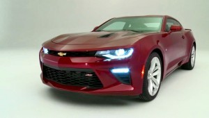 2016 Chevrolet Camaro Flyaround Studio Photos 47