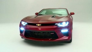 2016 Chevrolet Camaro Flyaround Studio Photos 50