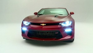 2016 Chevrolet Camaro Flyaround Studio Photos 51