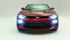 2016 Chevrolet Camaro Flyaround Studio Photos 53