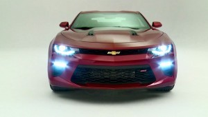 2016 Chevrolet Camaro Flyaround Studio Photos 54