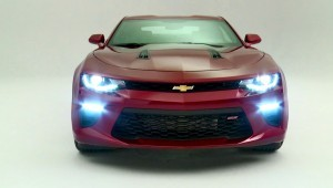 2016 Chevrolet Camaro Flyaround Studio Photos 55